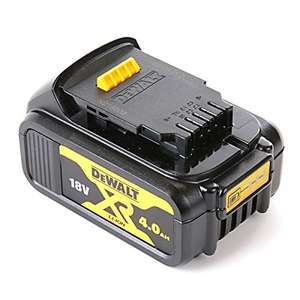 DeWalt 18V XR Lithium-Ion Battery  £23.50 @ Amazon