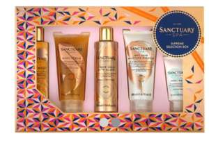 Sanctuary Spa Supreme Selection Box - £20 C&C @ Boots