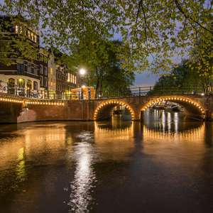 Amsterdam: 2 Nights at a Choice of 4* Hotels with Return Flights £75.65pp (Minimum 2 persons £151.30) using code @ Groupon Via Holiday