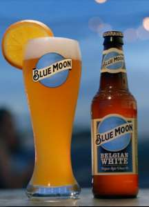 Blue Moon Beer 75p! *in store* Fultons Food Stockton