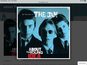 About The Young Idea triple vinyl album was £29.99 now £13.49 with email sign up / +£3.95 delivery @ Recordstore