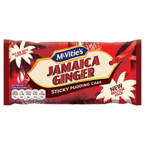 Mcvities Jamaica Ginger Cake - 67p @ Tesco