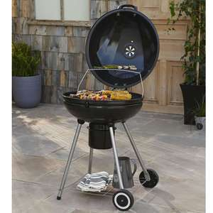 56cm Kettle Charcoal BBQ £2 down from £50 instore only @ Wilko Chepstow