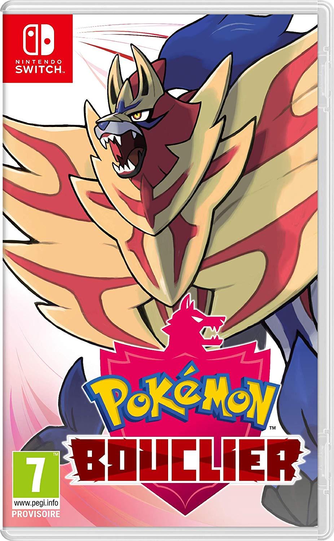 Pokemon Shield £42.53 @ Amazon France (£39.25 using a fee free card)