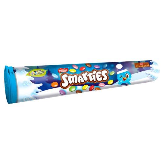 Smarties 130g tube - 49p instore @ LIDL