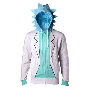Rick and Morty - Rick Sanchez Costume Hoodie - £39.99 / £45.98 delivered @ GeekCore