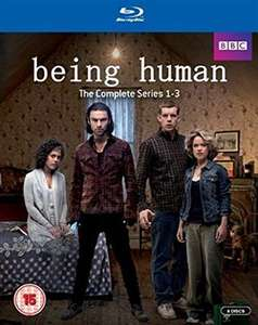 Preowned Being Human Complete Series 1-3 Blu-Ray Boxset £5 / £6.50 delivered @ CEX