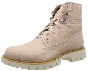 CAT Footwear Women's Basis Ankle boots pink 83% off - £18.94 Prime / +£4.49 non Prime @ Amazon