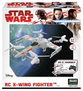 Star Wars RC X-Wing Fighter Radio Controlled Revell Control Technik Model Kit £9.99 @ Argos Ebay