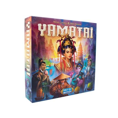 Yamatai Board Game £19 delivered @ Zatu