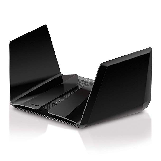 NETGEAR Nighthawk AX12 12-Stream Wifi 6 Router (RAX120) - AX6000 Wireless Speed (up to 6Gbps)  £231.46 @ Amazon