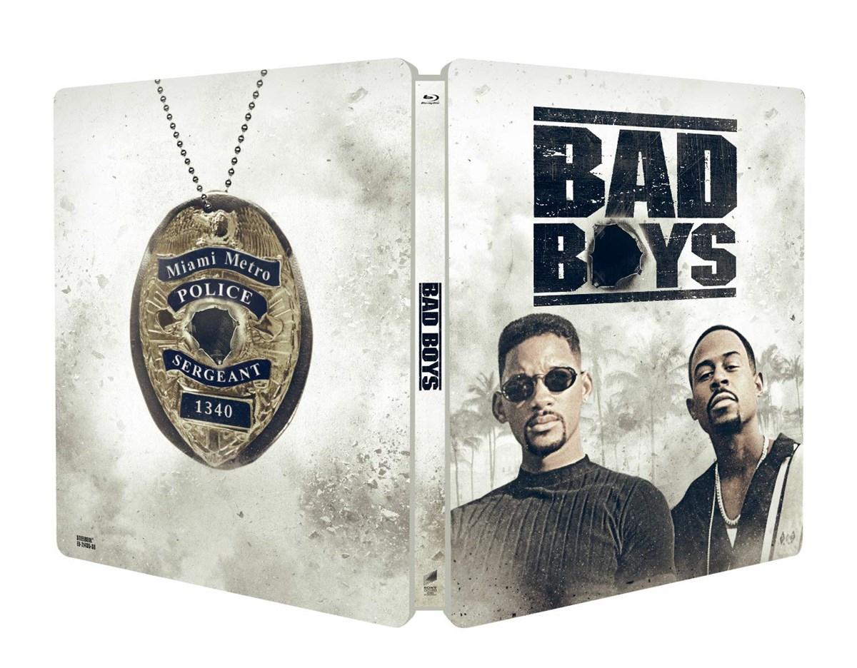 Bad Boys (Limited Edition Steelbook) [Blu-ray] £7.99 @ Zoom