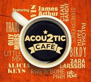 Acoustic Café 2 [2CD] 2017 + MP3 version - £2.09 delivered @ Amazon Prime / Non Prime £5.08