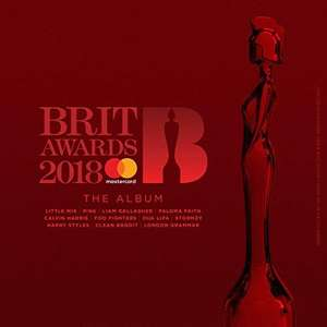 Brit Awards 2018 - The Album [2CD] + MP3 version - £2.99 delivered @ Amazon Prime / Non-Prime £5.98 (sold by: Amazon link on the right)