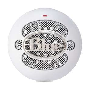 Blue Microphones - Snowball ICE - USB Microphone (refurb) at ebay/itstor for £32.99