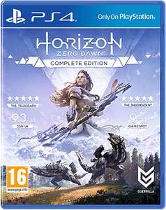 Horizon Zero Dawn: Complete Edition Used PS4 £9.99 C+C @ Game