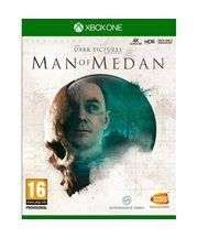 [Xbox One] The Dark Pictures Anthology: Man Of Medan £19.85 delivered @ Base