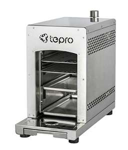 Tepro Toronto 800°c, Steak, BBQ, Gas, Grill, Stainless Steel One Size - £170.01 @ Amazon
