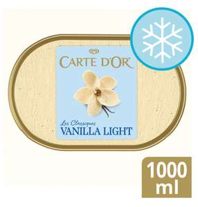 Carte D'Or 1L (All Varieties) £1.75 @ Sainsbury's
