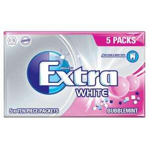 Lots of different wrigleys Airwaves and Extra gum/mints on clearance in Tesco Skegness from 44p
