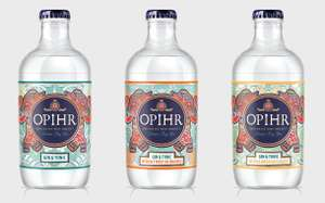 Opihr ready to drink gins 275ml for £2.50 at lidl