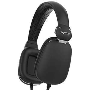 Betron HD 500 On Ear Headphones £5.65 prime / £10.14 non prime Sold by Betron Limited and Fulfilled by Amazon lightning deal