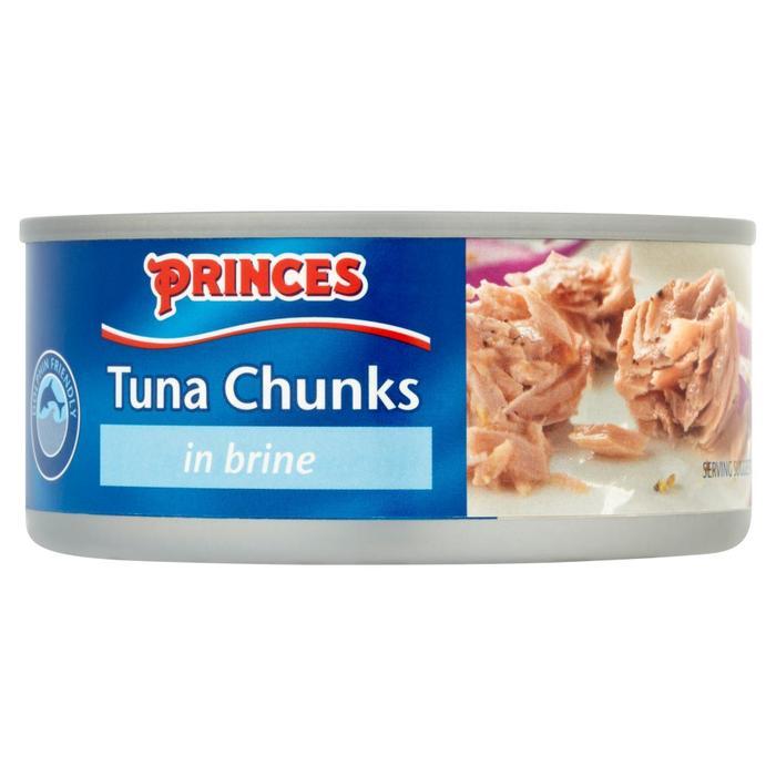 Princes Tuna 8 cans £6 - Tesco Broughton