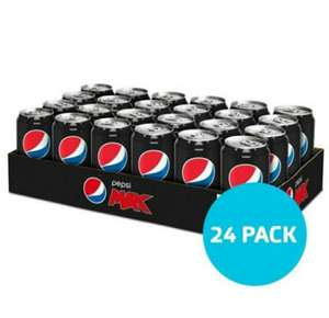 24 Pack Pepsi Max £4.78 @ Costco