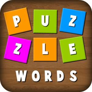 Puzzle Words Pro now FREE @ Google Play Store.