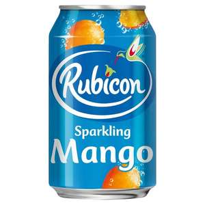 Rubicon Mango Pack of 18 for £5 at Sainsbury's - In Store