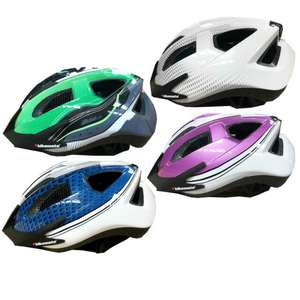 Bikemate Cycle Helmet with red led light - £1.99 Instore @ Aldi (London)