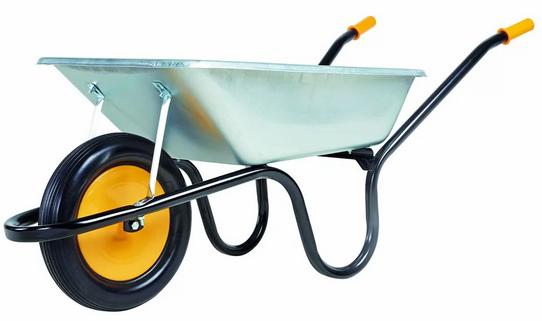Galvanised Wheelbarrow - £18 Instore @ Wilko