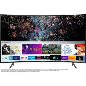 "Samsung UE49RU7300 49"" Smart 4K Ultra HD TV with HDR10+, Apple TV and Slim Design £399 @ AO"