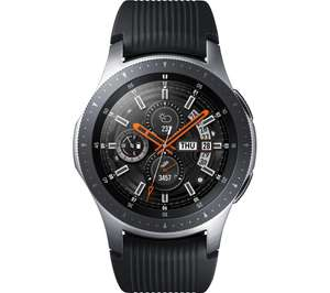 Samsung Galaxy Watch 46mm Silver -  9% off at Currys PC World - £269.99