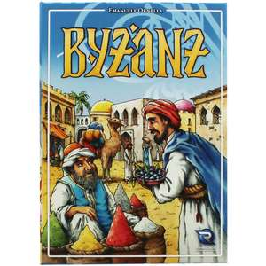 Byzanz Board Game - £4.80 With Code @ The Works (Free C+C / + £2.99 delivery)