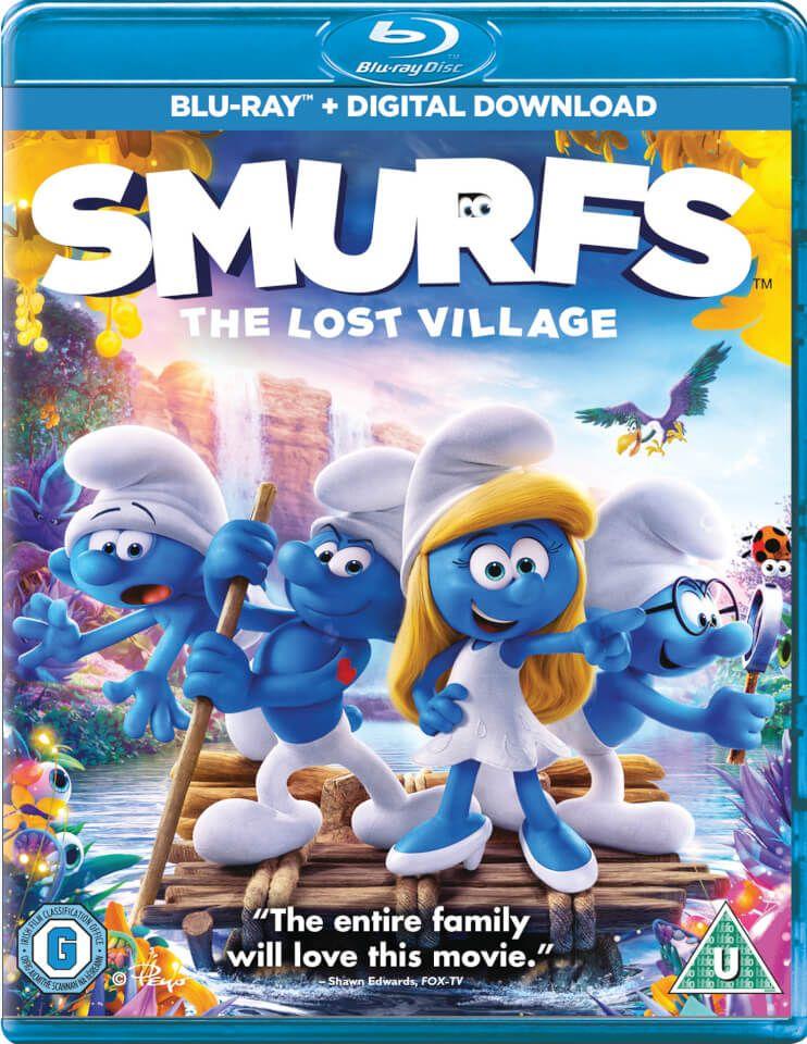 Smurfs: The Lost Village Blu-ray & Digital Copy NEW £2 @ Poundland (S.Yorks)