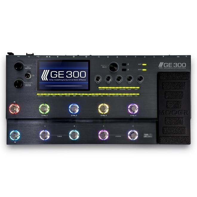 Mooer ge300Multi-effect Guitar Processor - £541.61 @ Amazon