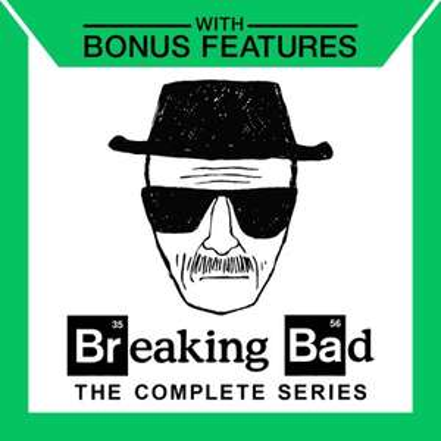 Breaking bad complete series £24.99 iTunes