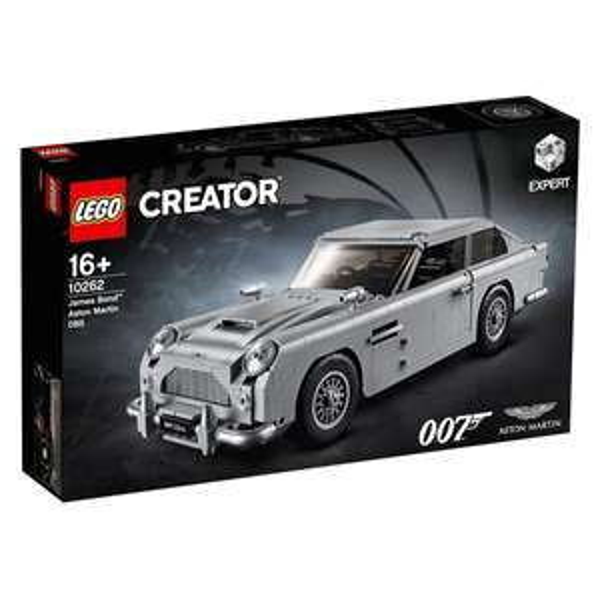 Lego 10262 Creator Expert James Bond Aston Martin DB5 £99.99 Smyths