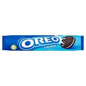 Oreo Biscuit 6 Pack (66g) 25p - Home Bargains Hanover Street,  Liverpool