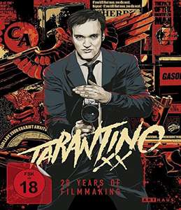 Tarantino XX: 8 Films Collection, LIMITED EDITION (Mondo Artwork) £58 Delivered @ Amazon Germany