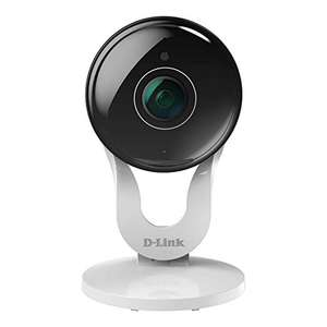 D-Link DCS 8300LH Full HD Wi-Fi Indoor Security Camera 2-way audio compatible With Amazon Alexa, Google Assistant (White) - £39.59 @ Amazon