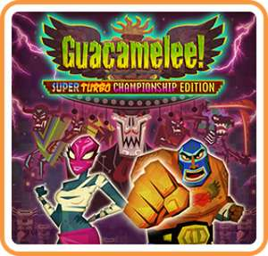 Drinkbox Publisher Sale Up to 50% Off - Guacamelee, Severed etc ( Nintendo Switch ) @ Nintendo eShop