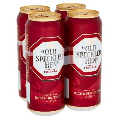 Speckled Hen 500ml cans (Abv 5%) 8 for £8 @ Waitrose
