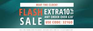 Extra 10% off Orders over £20 with voucher Code @ Fragrance Direct