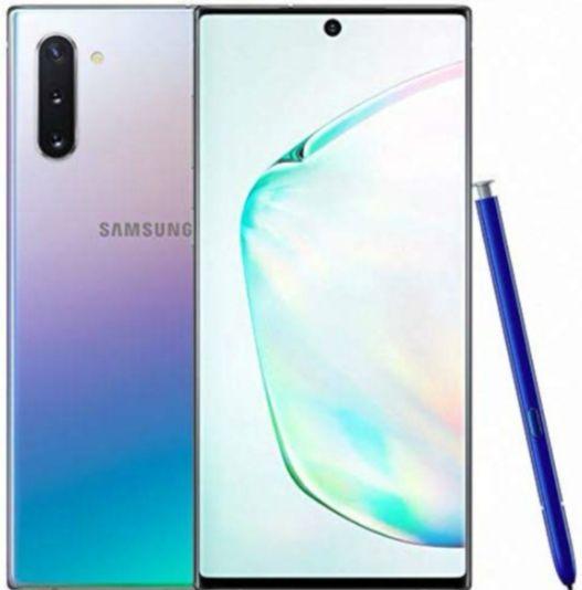 Samsung Galaxy Note 10 8GB/256GB Dual Sim Smartphone - Aura Glow £598.49 @ Eglobal Central