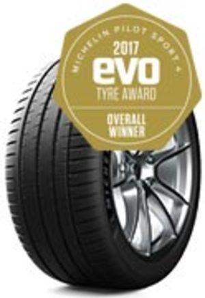 4 tyres x Michelin Pilot Sport 4225/40 R18 Y (92) £321.02 BlackCircles