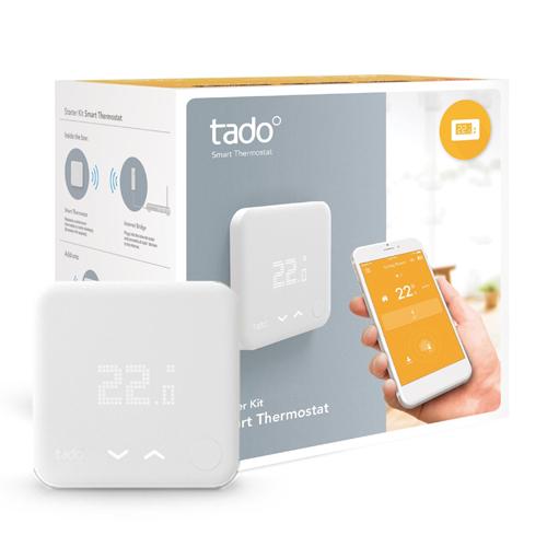 Tado Smart Thermostat Starter Kit V3 £99.99 Delivered @ Box - 2 year warranty
