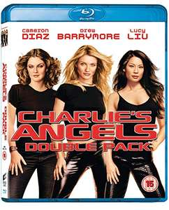 [PRE-ORDER] Charlie's Angels (2000) & Charlie's Angels: Full Throttle (2003) Box-set (Blu-ray) £7 (£9.99 without Prime) @ Amazon.co.uk