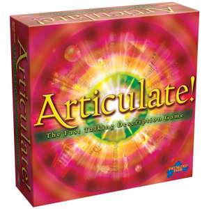 Articulate Family Board Game - The Fast Talking Description Game £14.99 @ Amazon (£19.48 NP)